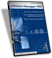 Affiliate Manager Pro software
